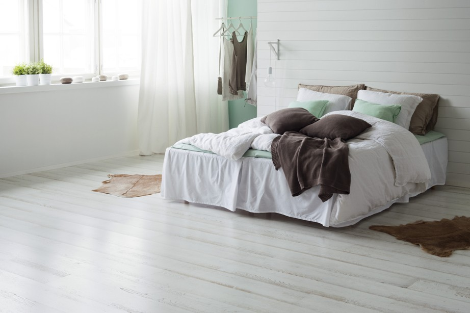 Stejar Shoreline White 3 Strip